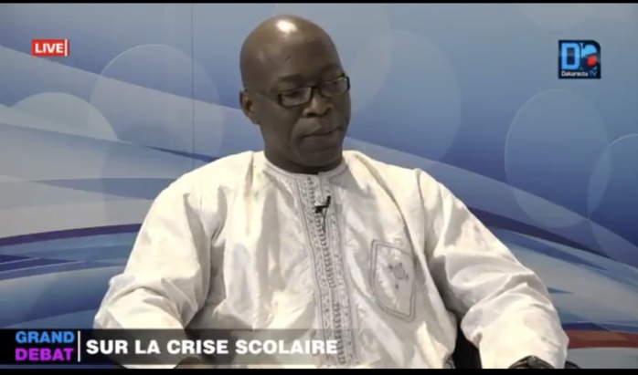 Moussa Diallo G6 : « Cette grève nous a été imposée par l'Etat »