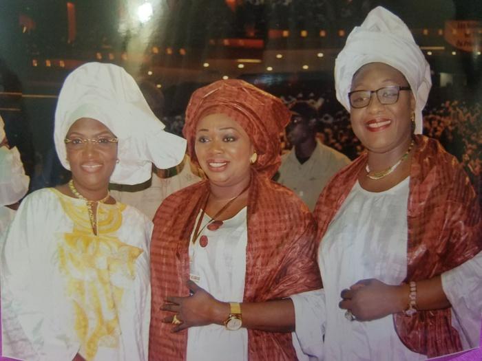Conférence religieuse : Les femmes Apr du département de Dakar prient pour la paix et la stabilité nationale