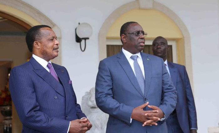 Congo Brazzaville : Macky Sall assistera à la cérémonie d'hommage au sergent Malamine Camara