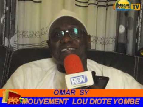 """MBOUR : Le mouvement """"Lou jot yomb"""" en ordre de bataille pour la réélection de Macky Sall"""