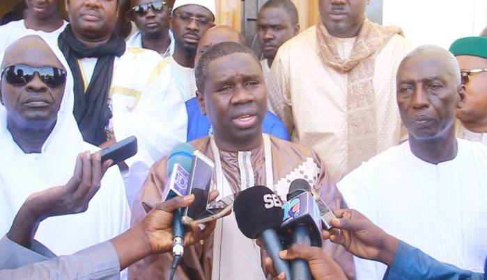 DAROU MOUKHTY - Oumar Youm annonce deux mesures fortes pour la cité de Mame Thierno Birahim