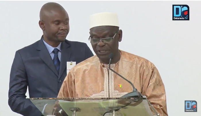 """Cheikh Diop SG CNTS/FC : """"Deux professeurs sont restés 62 mois sans salaire"""""""