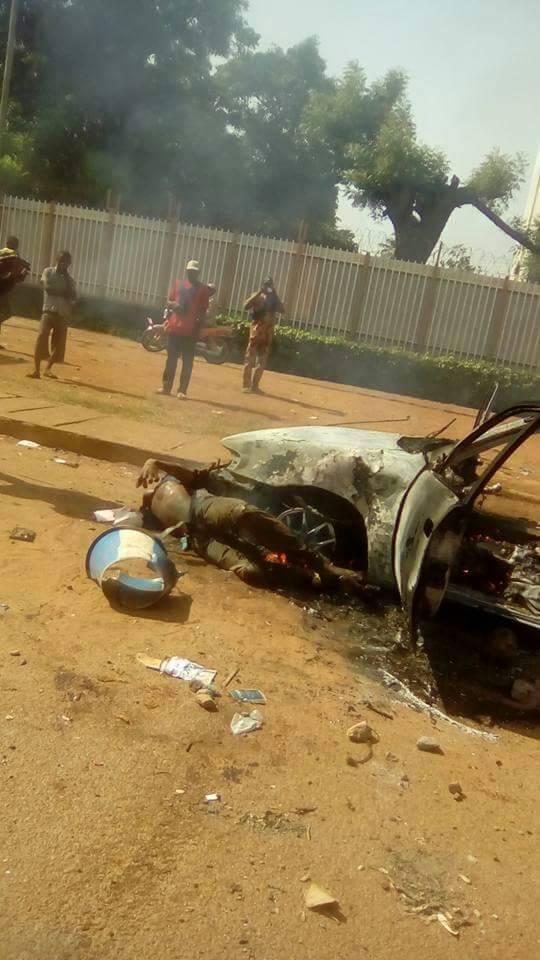 Bangui : deux Sénégalais tués et brûlés par les anti-balaka