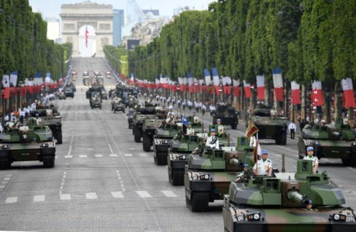 Dépenses militaires : la France perd sa 5ème place au profit de l'Inde