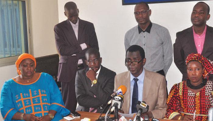 Célébration de la Journée du 3 mai : l'hommage du syndicat de la Justice à la presse sénégalaise
