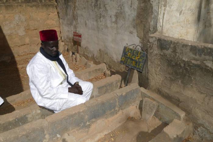 Visite de Malick Gakou chez le Khalife général des Mourides à Touba