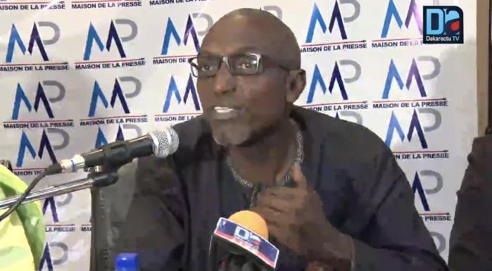 Présidentielle 2019 : Me Aly Fall érige le mandat en aspect du consensus
