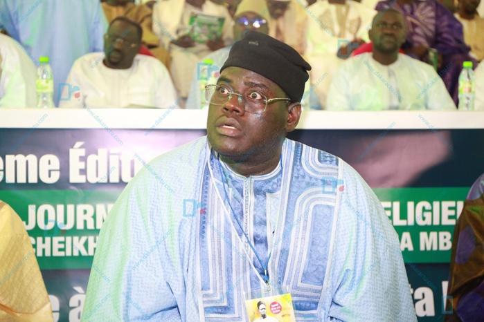 Les images de la cérémonie officielle de la 13ème édition des journées culturelles et religieuses Cheikh Mouhamadou Lamine Bara Mbacké au Cices