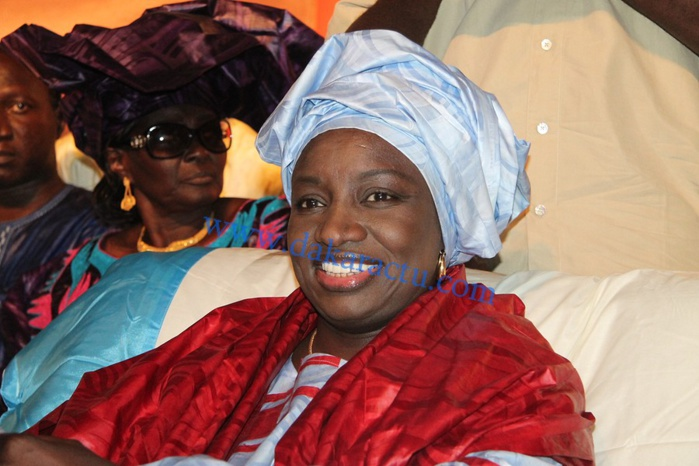 Mimi Touré tresse des lauriers au jeune marabout entrepreneur social Serigne Mahfouz Mbacké