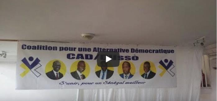 « Coalition pour une alternance démocratique/Disso » : C'est déjà la rivalité entre seconds couteux