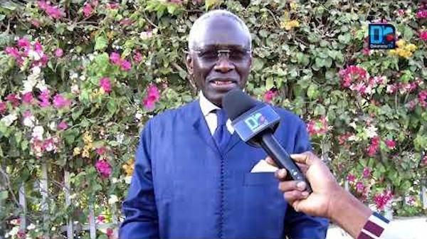 Habib Sy candidat à la Présidentielle : « Je suis affecté par la situation de tout les secteurs de notre pays qui sont en train de dégringoler… Avec le parrainage, il veulent appauvrir les candidats avant même l'élection»