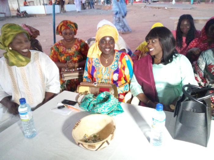 Attendue à Mbour ce vendredi : Les femmes du Département demandent à Ndeye Saly Diop Dieng d'augmenter le financement