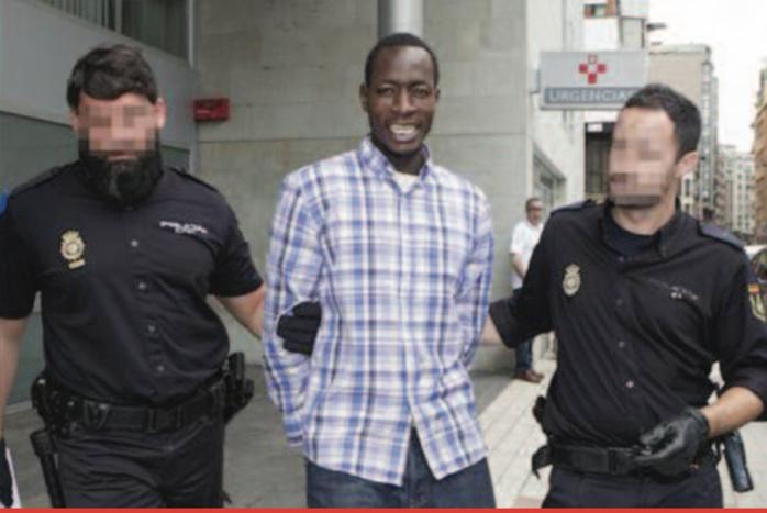 Un Sénégalais dans de beaux draps en Espagne : Abdou Ndiaye tue une hôtesse et prend 22 ans ferme