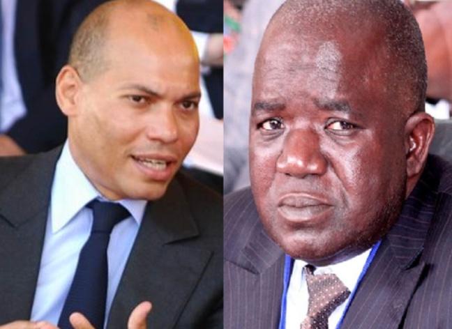 """Présidentielle 2019 : Le PDS compte """"imposer"""" la candidature de Karim Wade (Oumar Sarr)"""