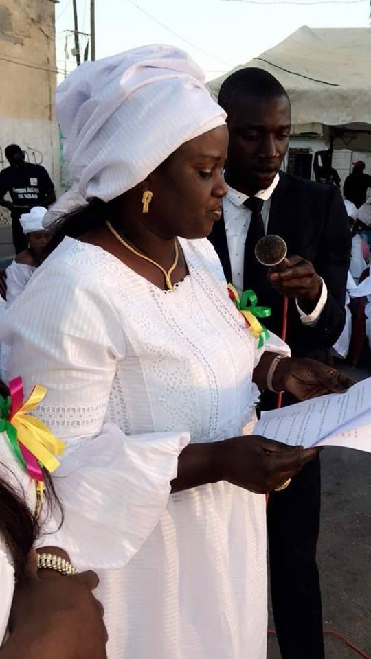 Grand-Mbao : Les femmes se regroupent autour du GIE des Femmes Actives de Mbao