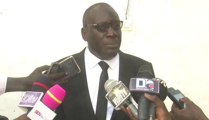 """Omar Ndiaye Angloma : """" À cause de Moustapha Cissé Lô, aucune personnalité de Touba ne veut flirter avec notre parti '"""