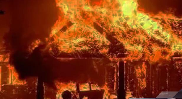 Fatick : 28 cases ravagées par un incendie