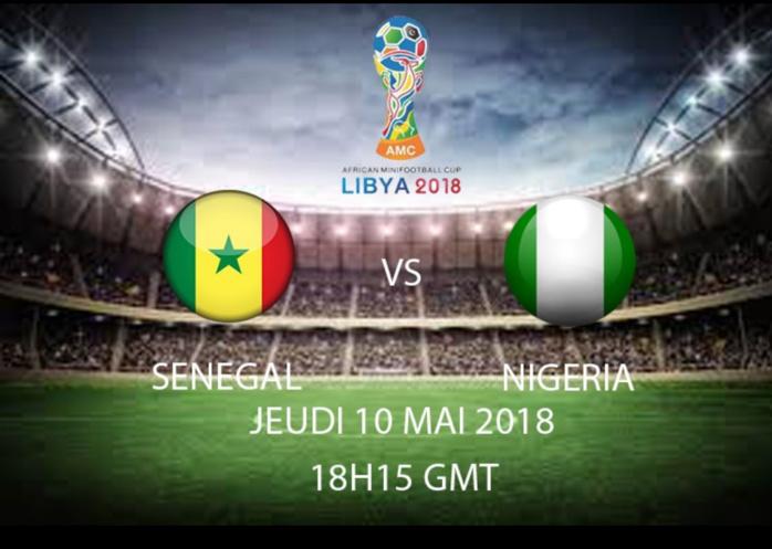 CAN mini-foot : Le Sénégal à un point des demi-finales, l'Afrique du Sud pour sauver l'honneur
