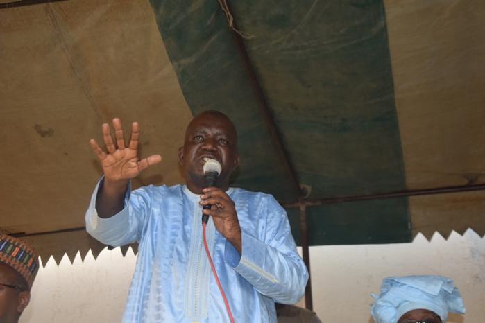 PDS-MBACKÉ / 2ème JOUR D'IMBROGLIO-  Oumar Sarr accuse Macky Sall d'être à l'origine des perturbations