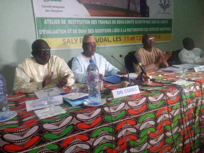 Ministère de la pêche : Le Sénégal veut se positionner et anticipe sur les questions liées à la facturation des services maritimes.
