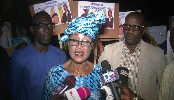 LA RACLÉE DE FATMA DIOP (Députée Pds à Mbacké) : ' Oumar Sarr et Cie ont fait preuve de fumisterie... Notre parti est détruit par la tricherie... Wade ne mérite pas ça ! '