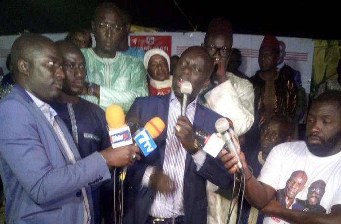 Malick Gackou : «Nous avons une Justice politicienne (...) Ma candidature est irréversible»