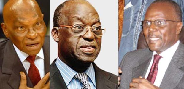 Présidentielle 2019 : Wade, Niasse et Tanor écartés de la course