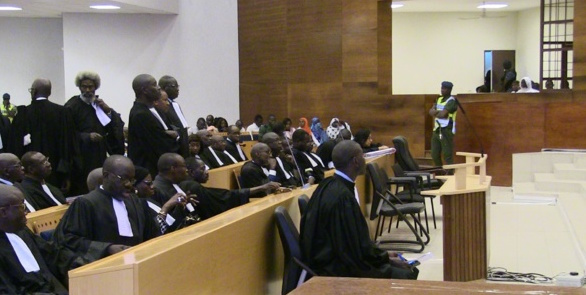 """Les """"Boko Haram"""" Sénégalais et Abdou Akim Mbacké Bao risquent les travaux forcés à perpétuité"""