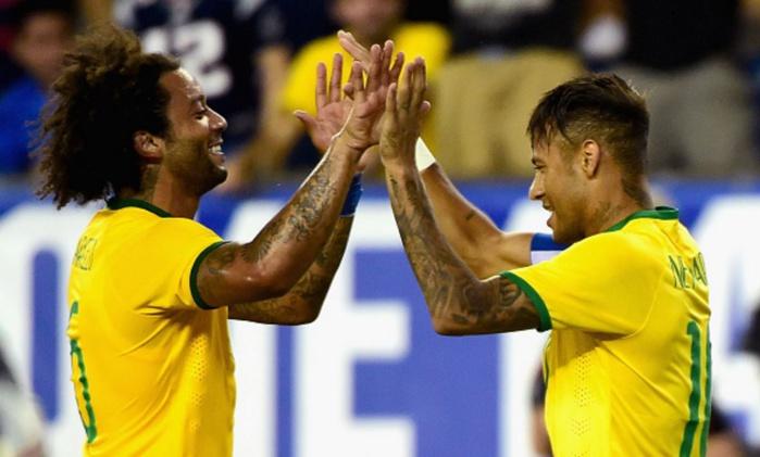 Coupe du monde : Luiz Gustavo et Fabinho absents de la liste des 23 du Brésil