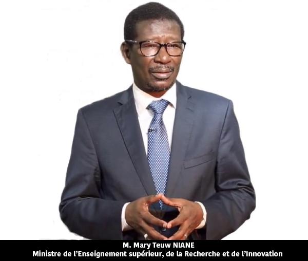 Commission économique africaine des Nations-Unies / 51ème session de la Commission économique pour l'Afrique et la Conférence des ministres africains des finances, de la planification et du développement économique : Discours du Pr Mary Teuw Niane