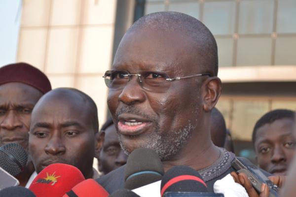 Babacar Gaye explique à ses militants les raisons de son retrait des commissions du PDS