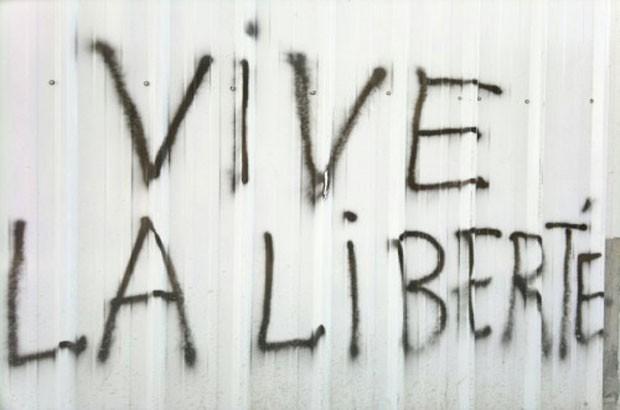 La liberté s'arrache, elle ne se donne pas !