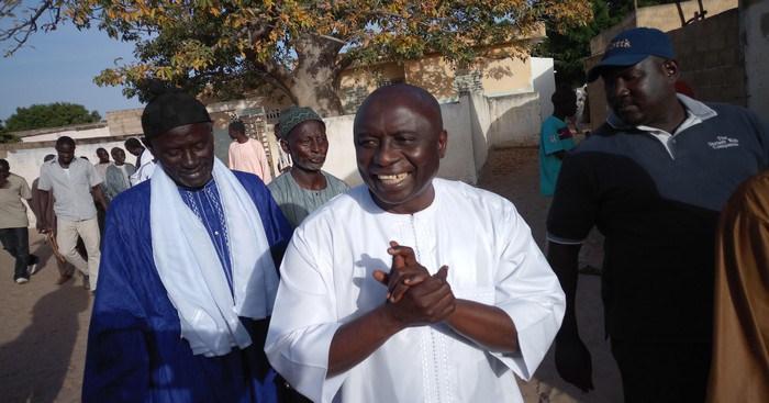 Idrissa Seck souhaite un bon Ramadan aux Sénégalais