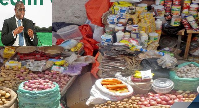 Ramadan : Macky Sall réclame la ''stabilité'' des prix des denrées de base