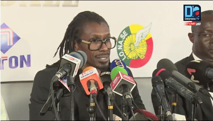 Pourquoi Aliou Cissé a sélectionné Alfred Ndiaye aux dépens de Djilobodji