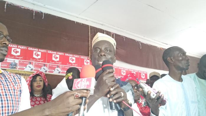 Kaolack : Malick Gakou dézingue le PRACAS et annonce aux paysans du Saloum un vaste programme agricole