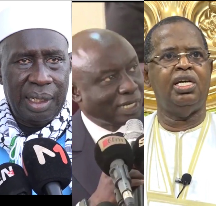 Thiès : Idrissa Seck assimile Sidy Lamine Niass et Bamba Ndiaye à Mouzaylimatoul Kazab (le plus grand menteur de tous les temps)