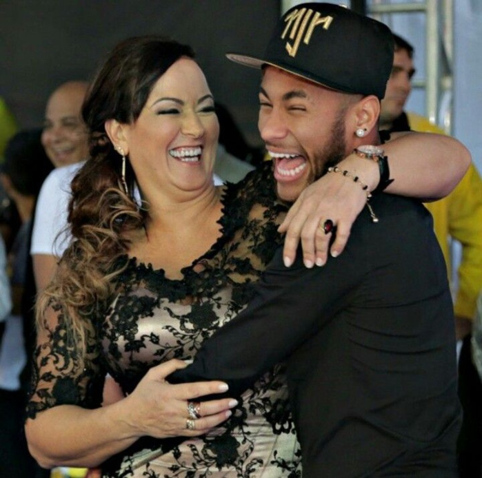PSG : la mère de Neymar préférerait le Real