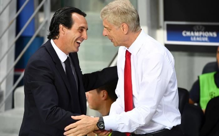 Arsenal : Emery succède à Wenger (officiel)