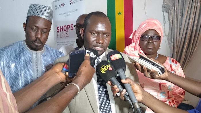 """Serigne Diouf, directeur Assurance Maladie CMU : """" Nous avons traversé la conjoncture... Nous avons mobilisé pour les mutuelles de santé 1 milliard 242 millions à travers...  """""""