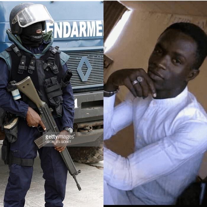 AFFAIRE FALLOU SÈNE : Le Chef d'unité est le tireur