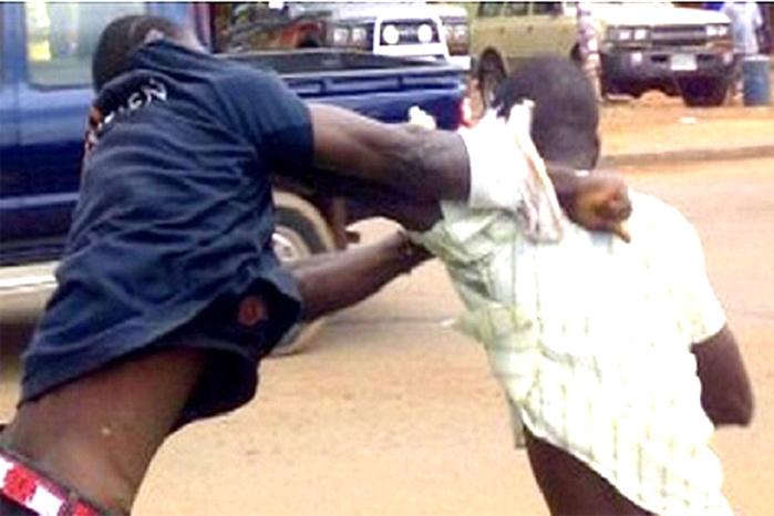 «Matey» à Yoff : Un automobiliste tabasse le chauffeur d'un clando et crève ses pneus