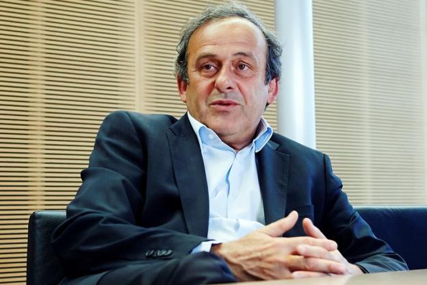 Divers : la FIFA réagit pour Platini