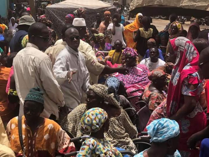 """Mohamed Ndiaye aux candidats à la mairie de Kaolack : """" Tous les vrais apéristes ne s'intéressent en ce moment qu'à la réélection du chef de l'Etat"""""""