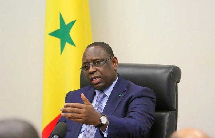 PALAIS DE LA RÉPUBLIQUE : Les étudiants de Dakar reçus par Macky Sall