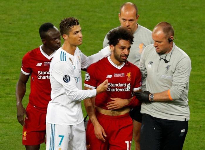 """Salah """"confiant"""" sur sa participation au Mondial"""