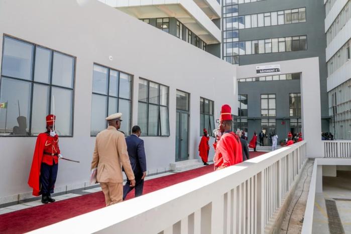 Diamniadio : Oumar Guèye, Aminata Mbengue Ndiaye et Papa Abdoulaye Seck déménagent en juin