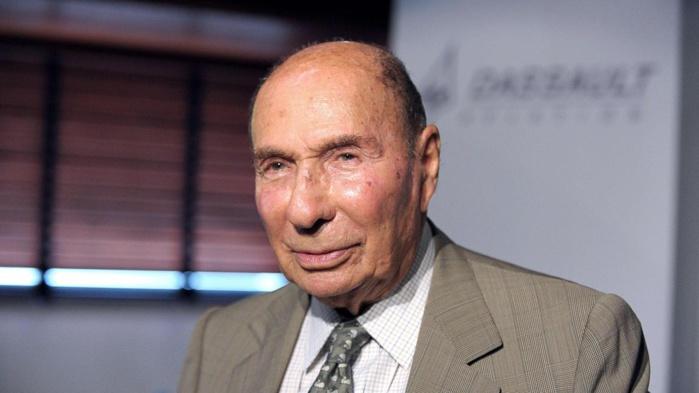 Décès de Serge Dassault à l'âge de 93 ans