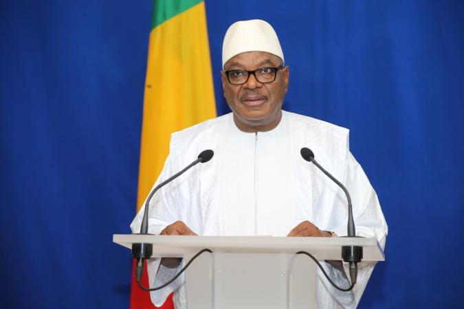 Ibrahim Boubacar Keïta : pourquoi je veux un second mandat (Discours)