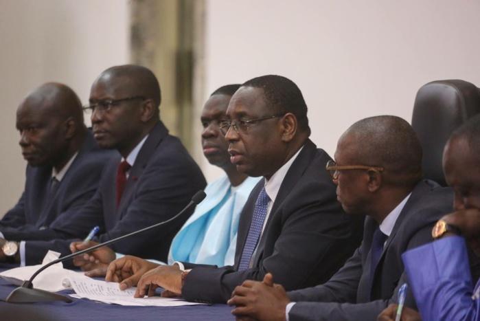 Rencontre avec les Étudiants au Palais : Le Discours du président Macky Sall